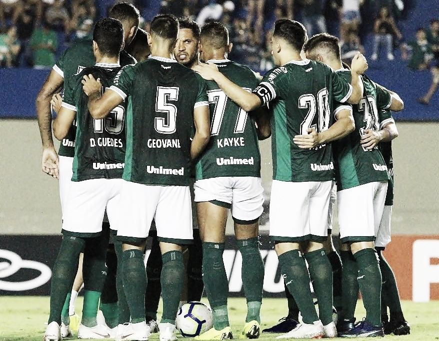 Goiás busca encerrar jejum de vitórias na Série A contra reservas do Internacional