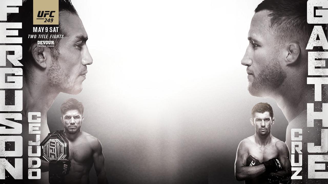 UFC 249: el regreso del coloso con dos títulos en juego