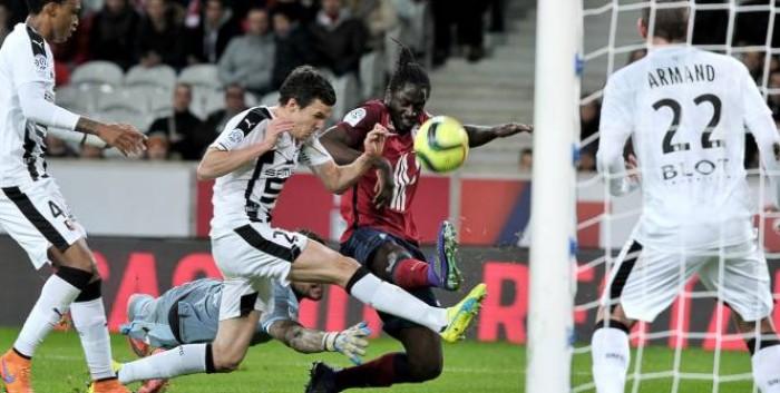 Rennes arrache le nul à Lille