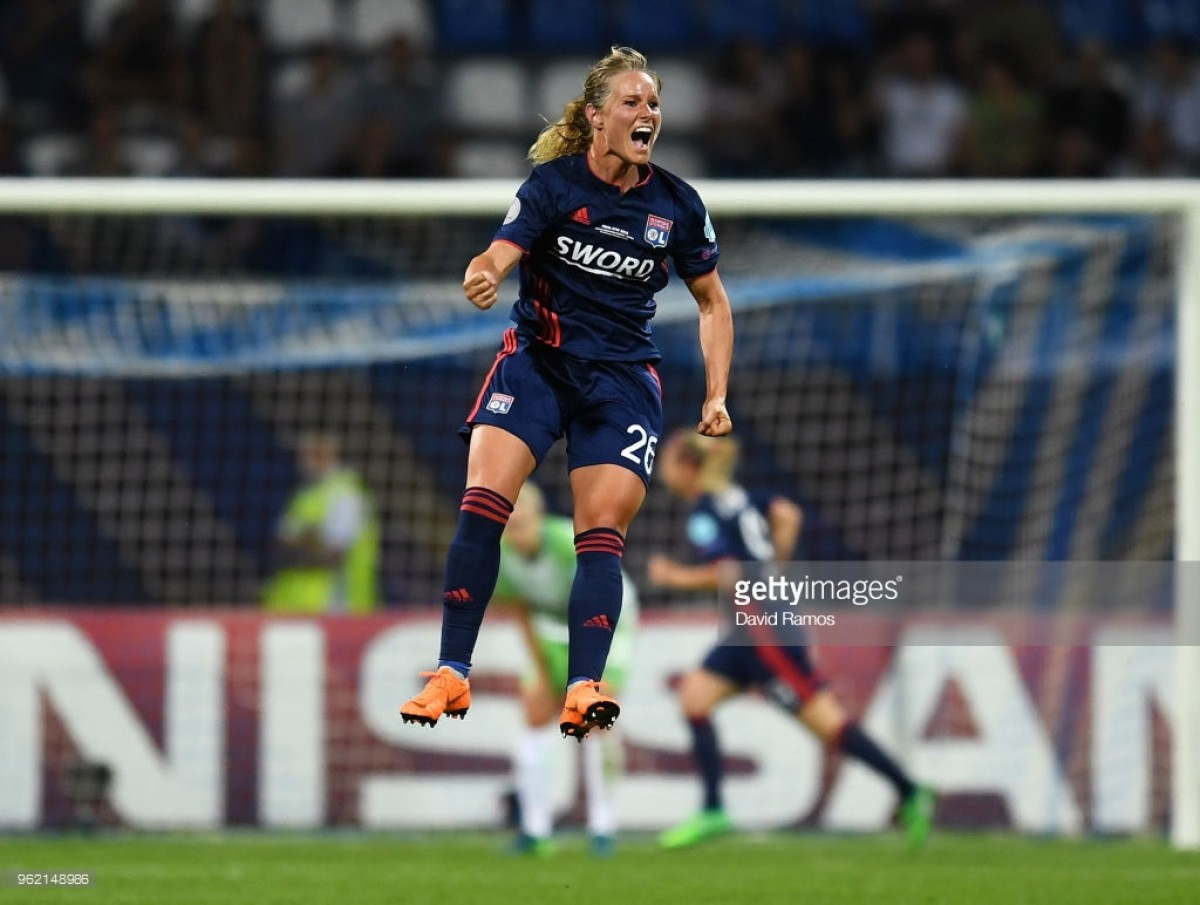 Amandine Henry on her footballing passion