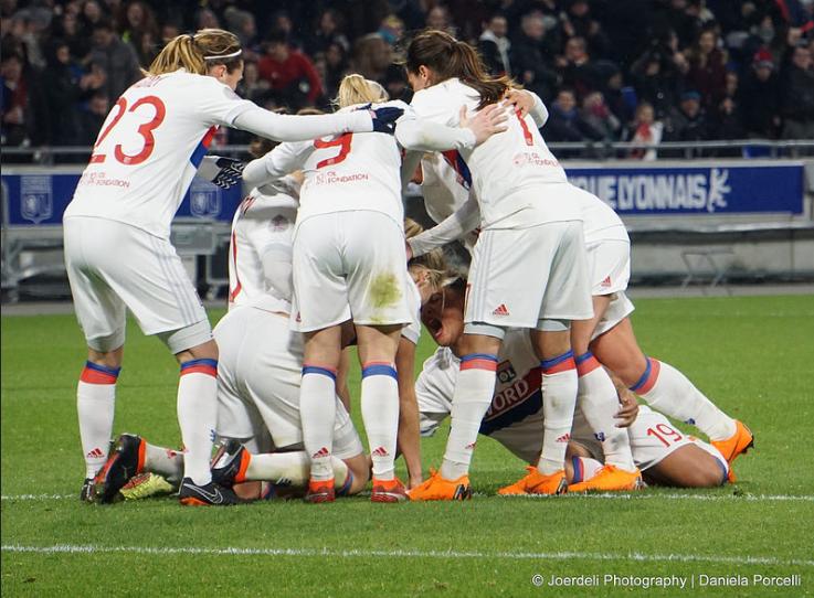 Olympique Lyonnais' quality prevails over Paris FC