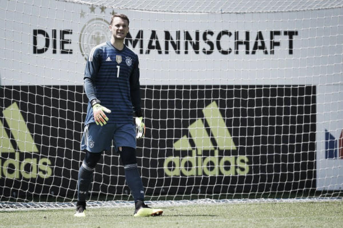 Com retorno de Neuer e estreia de Petersen, Alemanha enfrenta Áustria em amistoso preparatório