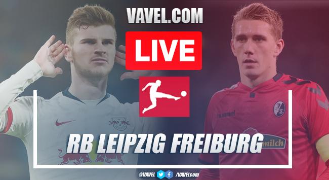 RB Leipzig v SC Freiburg: Live Stream TV Updates and How to Watch Bundesliga 2020 (0-0)