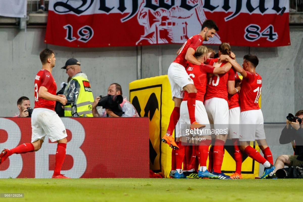 Austria 2-1 Germany: Die Mannschaft caught napping after long delay
