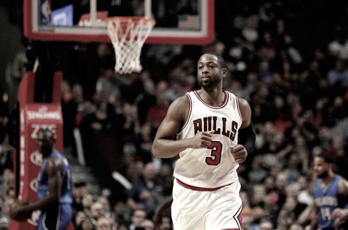 "Wade tra la crisi dei Bulls e l'All Star Game: ""Una semplice gara di schiacciate"""