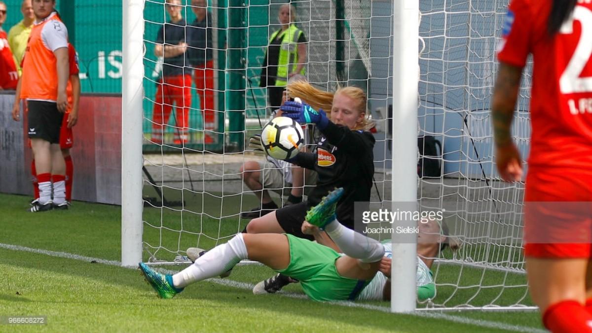 Frauen-Bundesliga week 22 review: Bayern seal second and European football