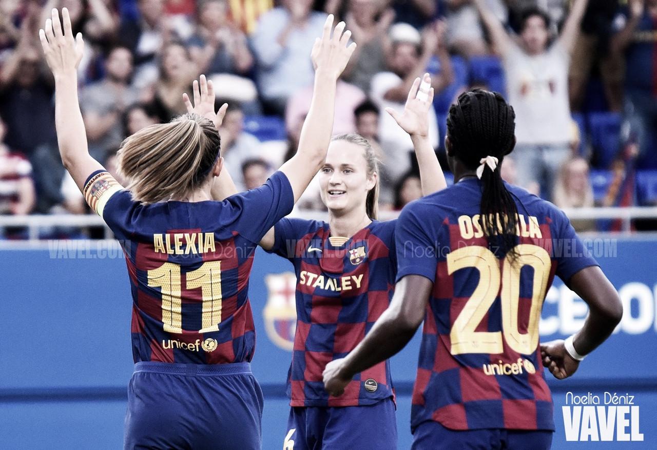 Previa Sevilla FC-FC Barcelona: a prorrogar la buena racha