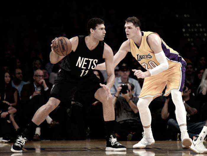 Lakers se livram de Mozgov, perdem promessa e acertam com Brook Lopez