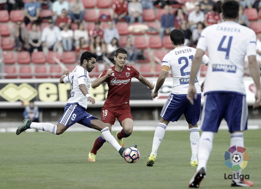 Previa CD Numancia - Real Zaragoza: El trampolín del Moncayo