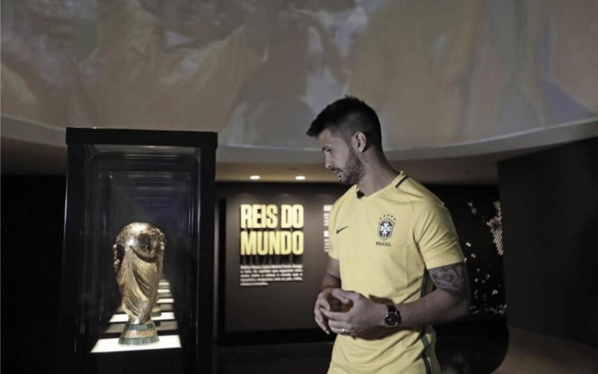 Zagueiro Luan relembra 'sonho' da conquista do ouro olímpico