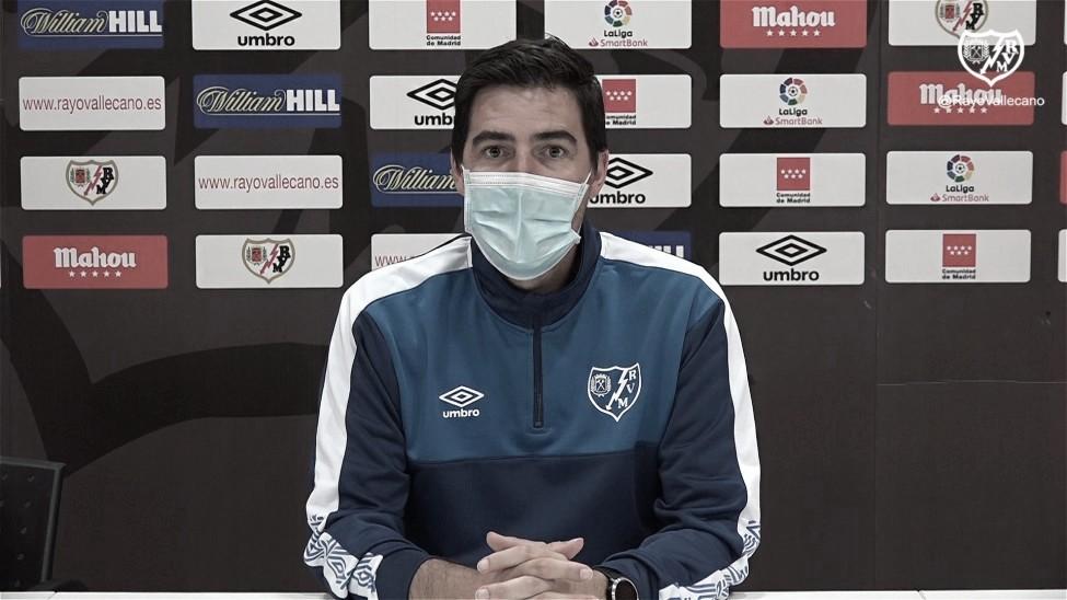 """Andoni: """"Sabadell es un equipo que trata ,muy bien el balón"""""""