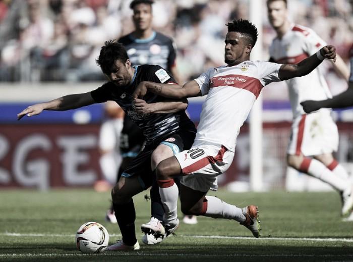 Stuttgart é derrotado de virada pelo Mainz 05 e está próximo de rebaixamento