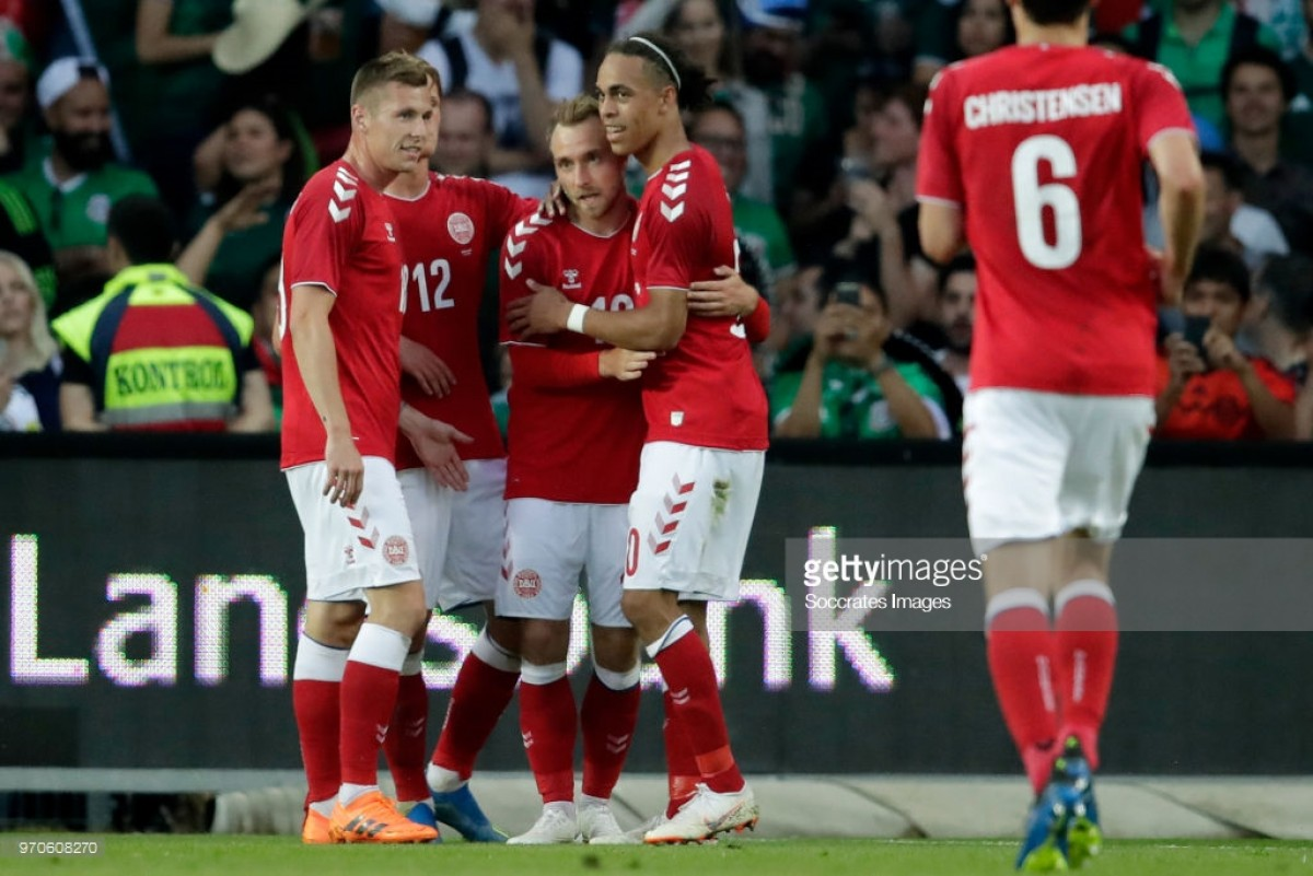 World Cup 2018: Why Hareide's Danes could be surprise package in Russia