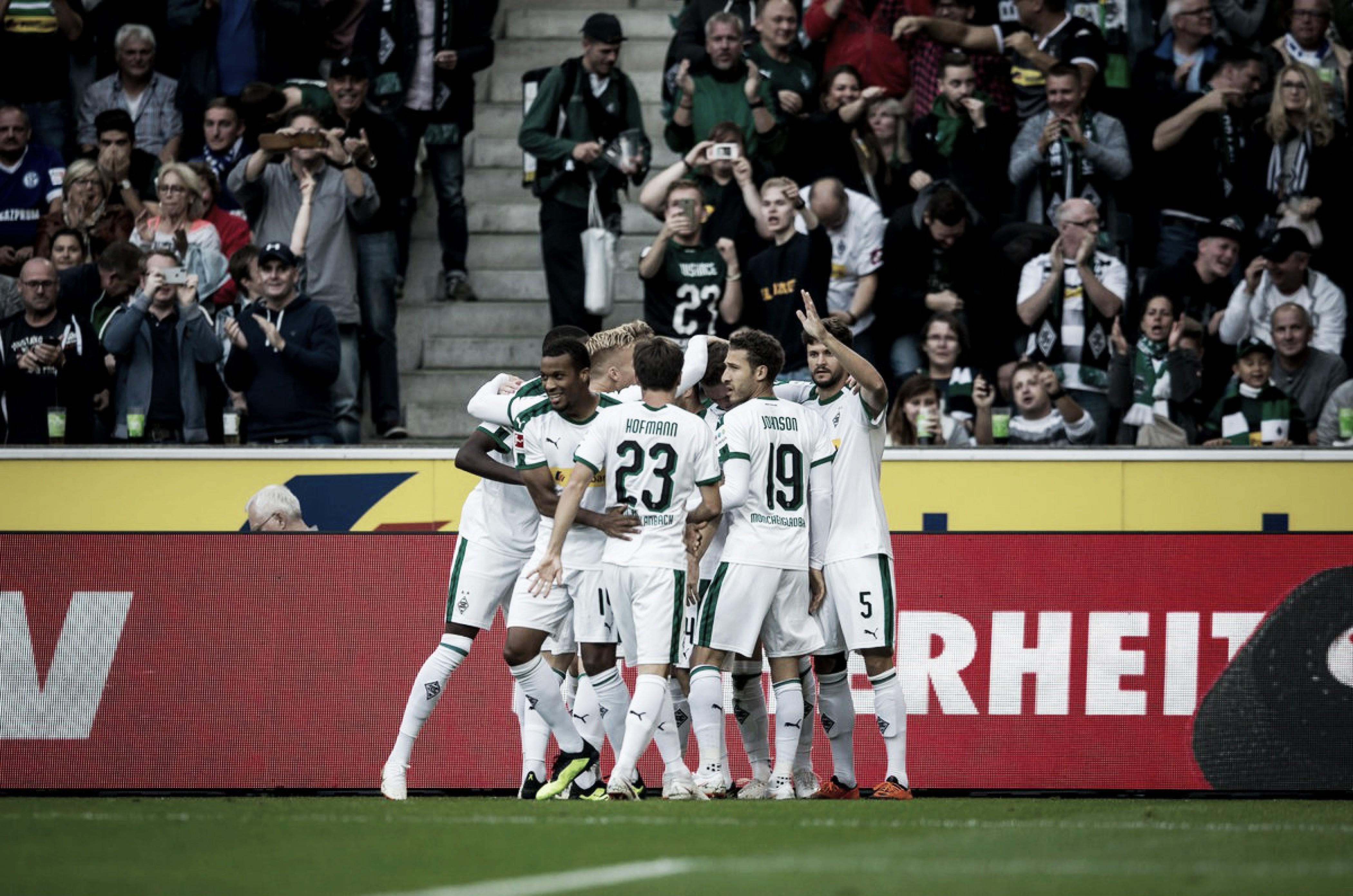 Herrmann quebra jejum, Borussia Mönchengladbach vence e aumenta crise no Schalke 04
