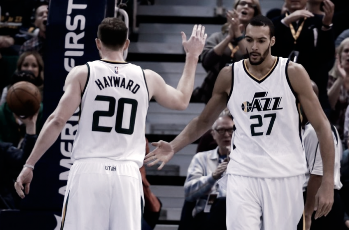 NBA - Vittorie casalinghe per T-Wolves e Jazz. Battuti Wizards e Clippers