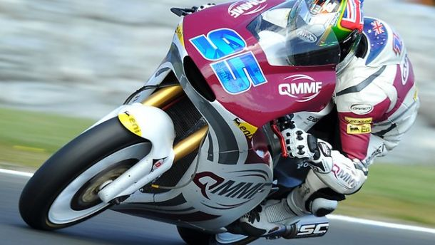 Assen, Moto2: Anthony West, torna a vincere. Baldassari 8°
