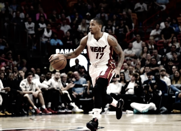 NBA - Tegola in casa Miami Heat, McGruder k.o