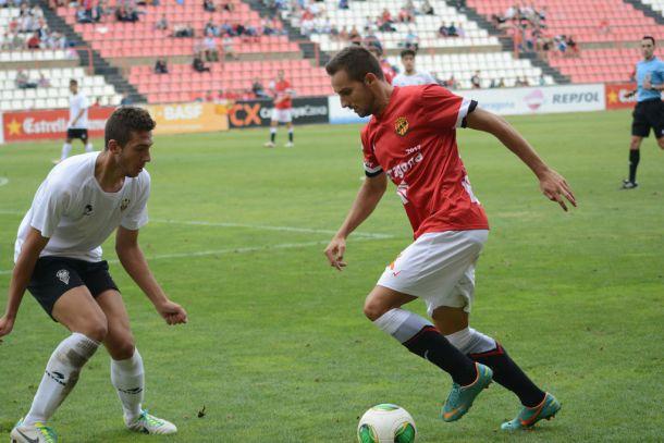 Resultado Nàstic de Tarragona - Albacete en en Liga Adelante 2015 (2-2)