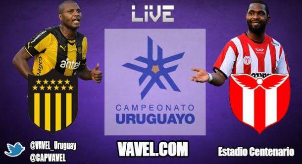 Resultado Peñarol - River Plate (2-1)