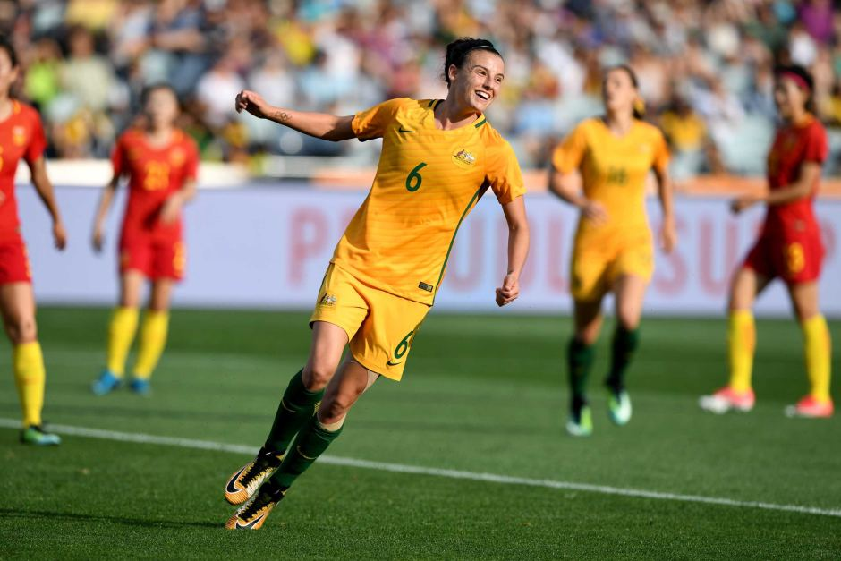 Washington Spirit sign two Australian internationals