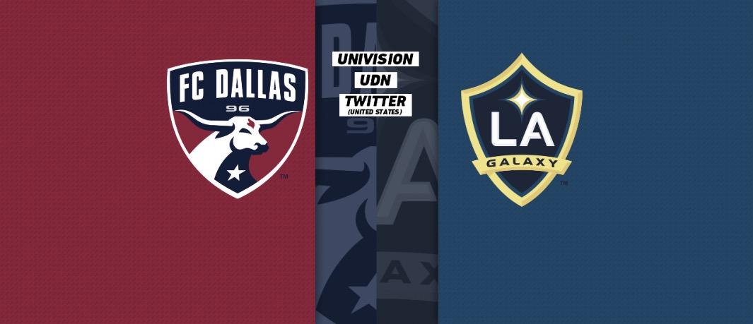 Previa FC Dallas – Los Angeles Galaxy: dos grandes buscando su sitio