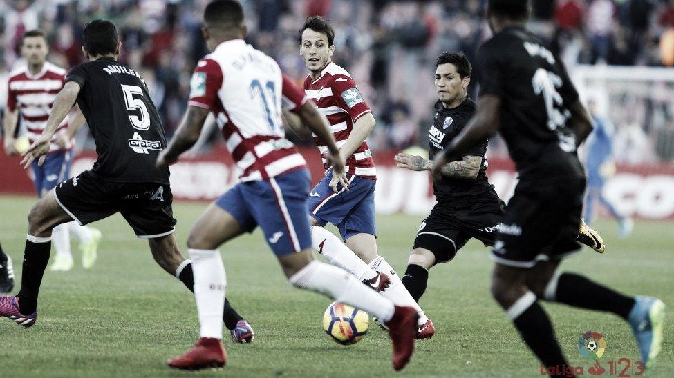 Granada CF vs SD Huesca EN VIVO y en directo online en Laliga 2020
