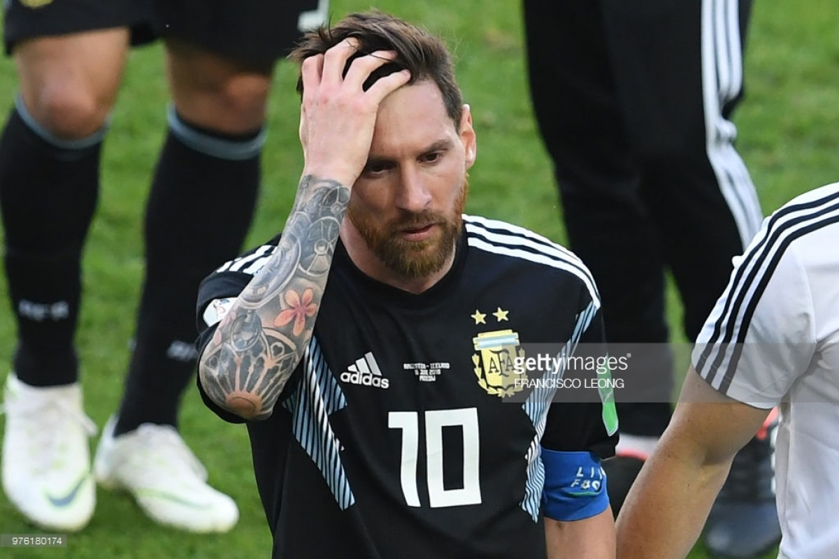 Why Argentina couldn't break down Iceland