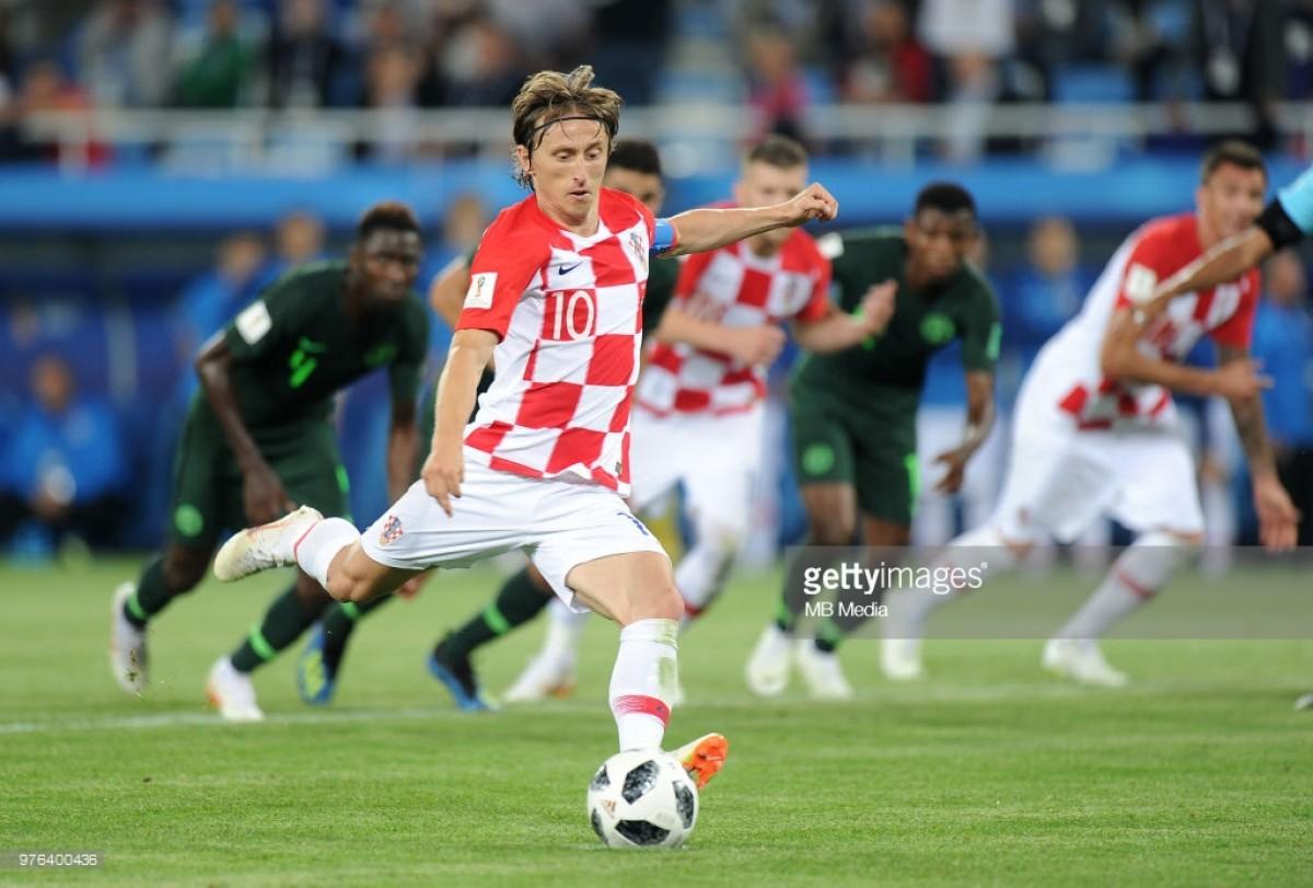 Croatia 2-0 Nigeria: A comfortable start for Luka Modric and Vatreni