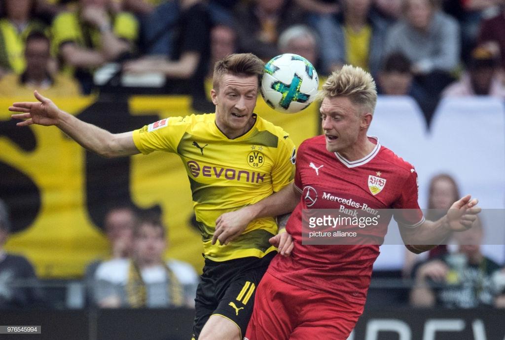 Previa Stuttgart - Borussia Dortmund: la magia del mejor frente al peor