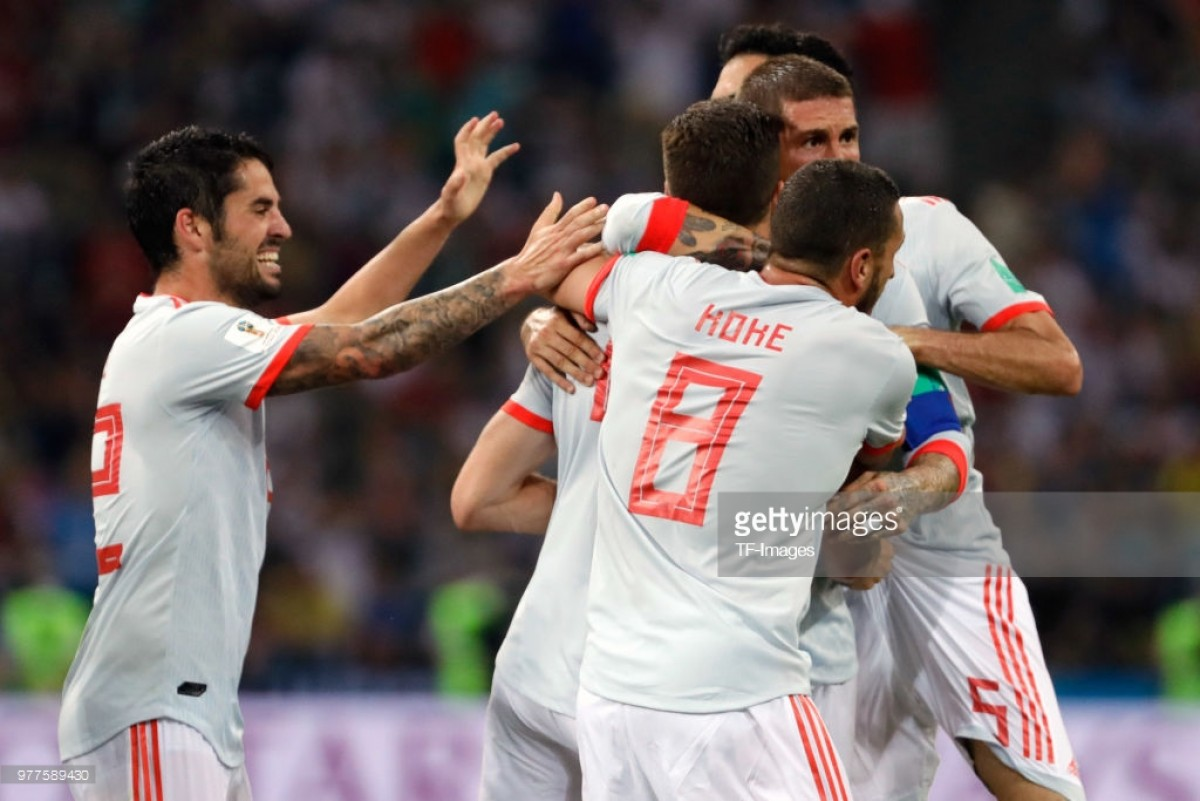 Iran vs Spain Preview: Can Hierro's side pick up their first win of the World Cup?