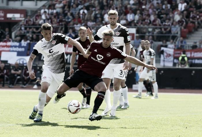 Nuremberg vence St. Pauli e se garante nos playoffs da 2. Bundesliga