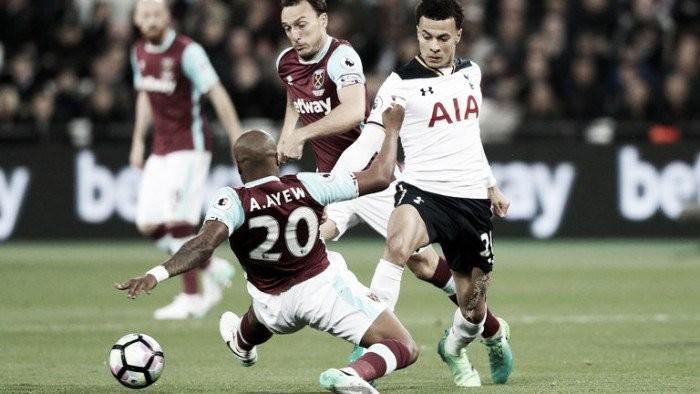 Resumen Tottenham 1-1 West Ham en Premier League 2018