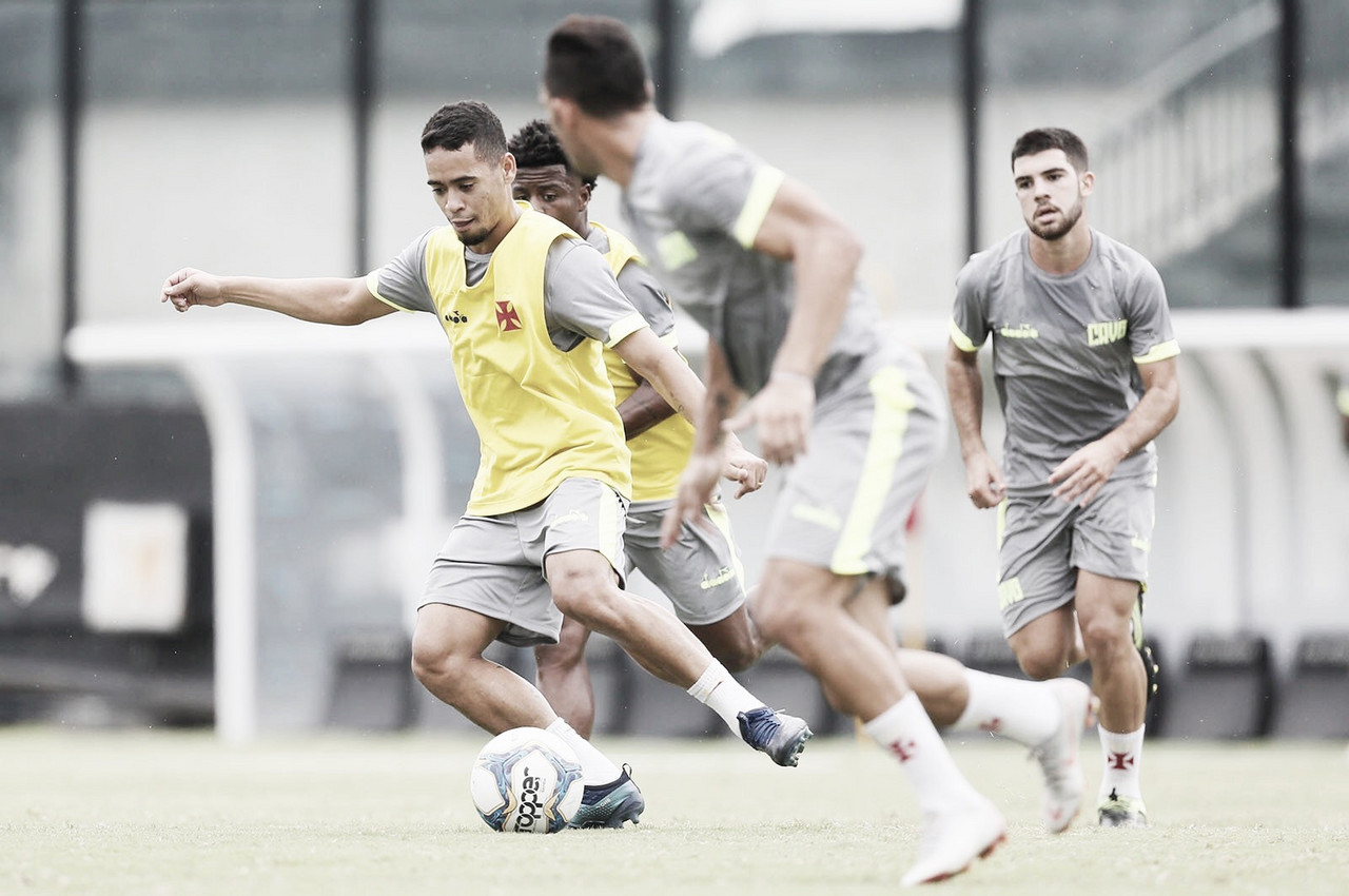 Vasco recebe Boavista buscando primeira vitória na Taça Rio
