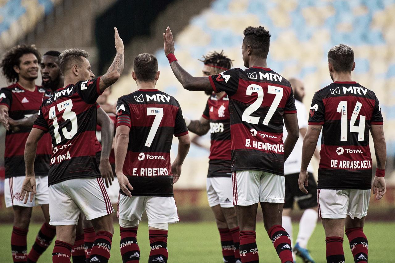 Flamengo domina Volta Redonda, vence sem sustose está na final da Taça Rio