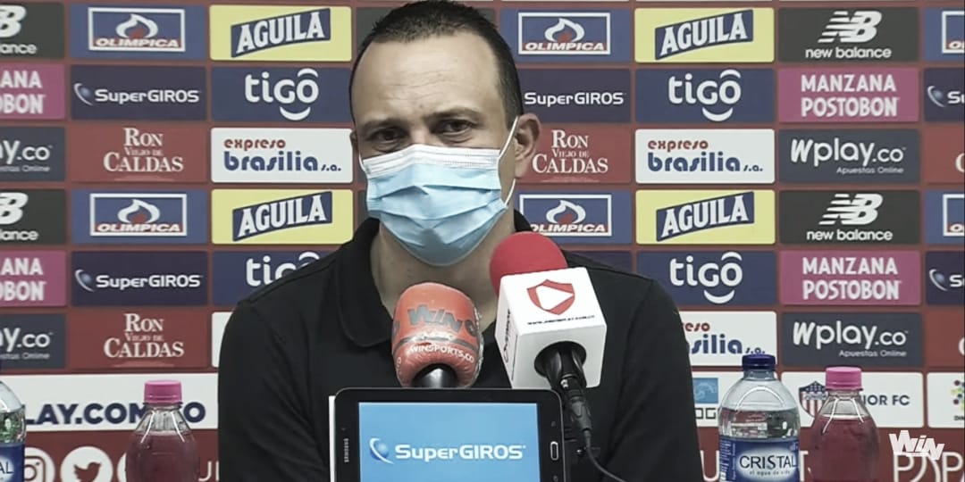 """Alejandro Restrepo: """"Estamos disfrutando el momento"""""""