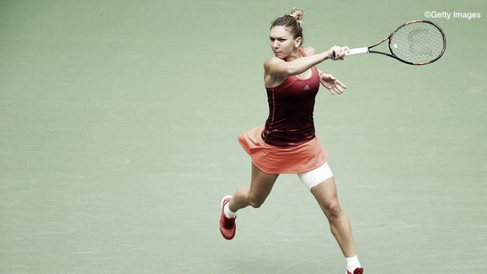 Em boa fase, Simona Halep supera Lucie Safarova e se garante na corrida pelo título do US Open