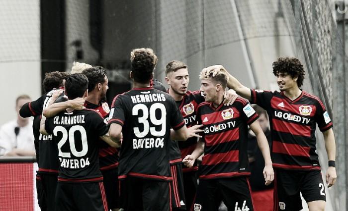 De virada, Leverkusen derrota Ingolstadt e encerra sua grande campanha na Bundesliga