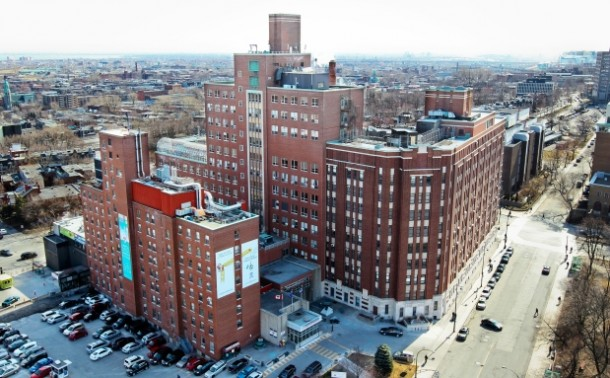 Could Old Children's Hospital Become New Ballpark Site For City Of Montreal?
