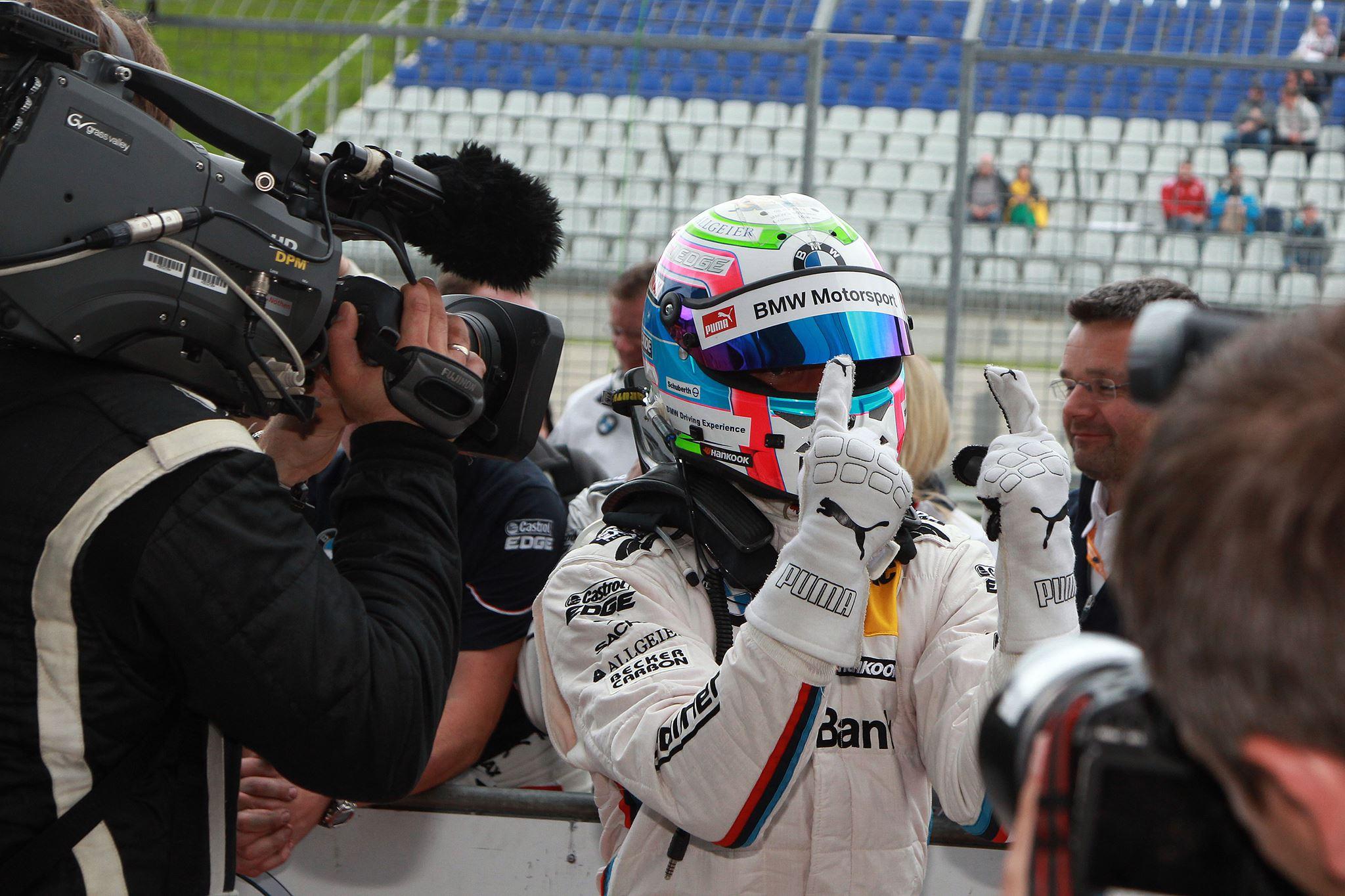 DTM : fantastique triplé BMW à Spielberg