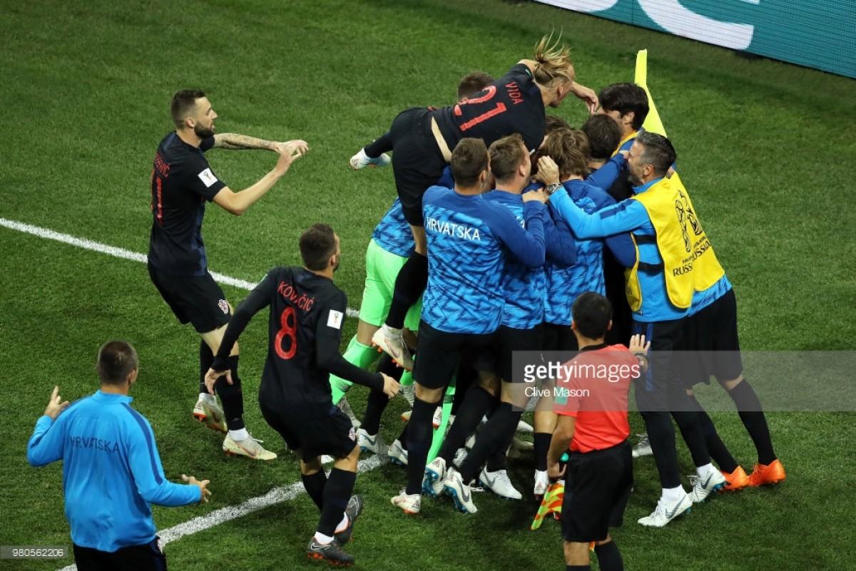 Argentina 0-3 Croatia: Caballero howler condemns dire Argentina as Croatia advance to last-16