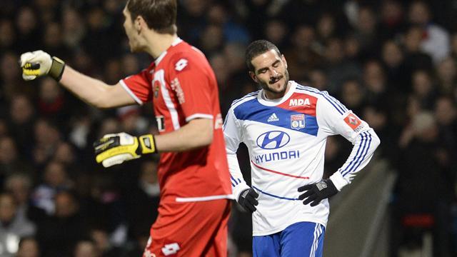 Lyon, le grand perdant
