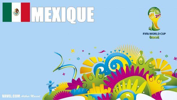 En route vers le Brésil : le Mexique [2/32]