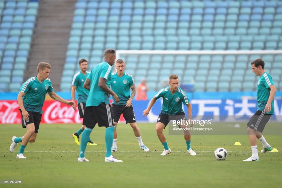 """Germany v Sweden Preview: """"Unhappy"""" Mannschaft must bounce back in Sochi"""