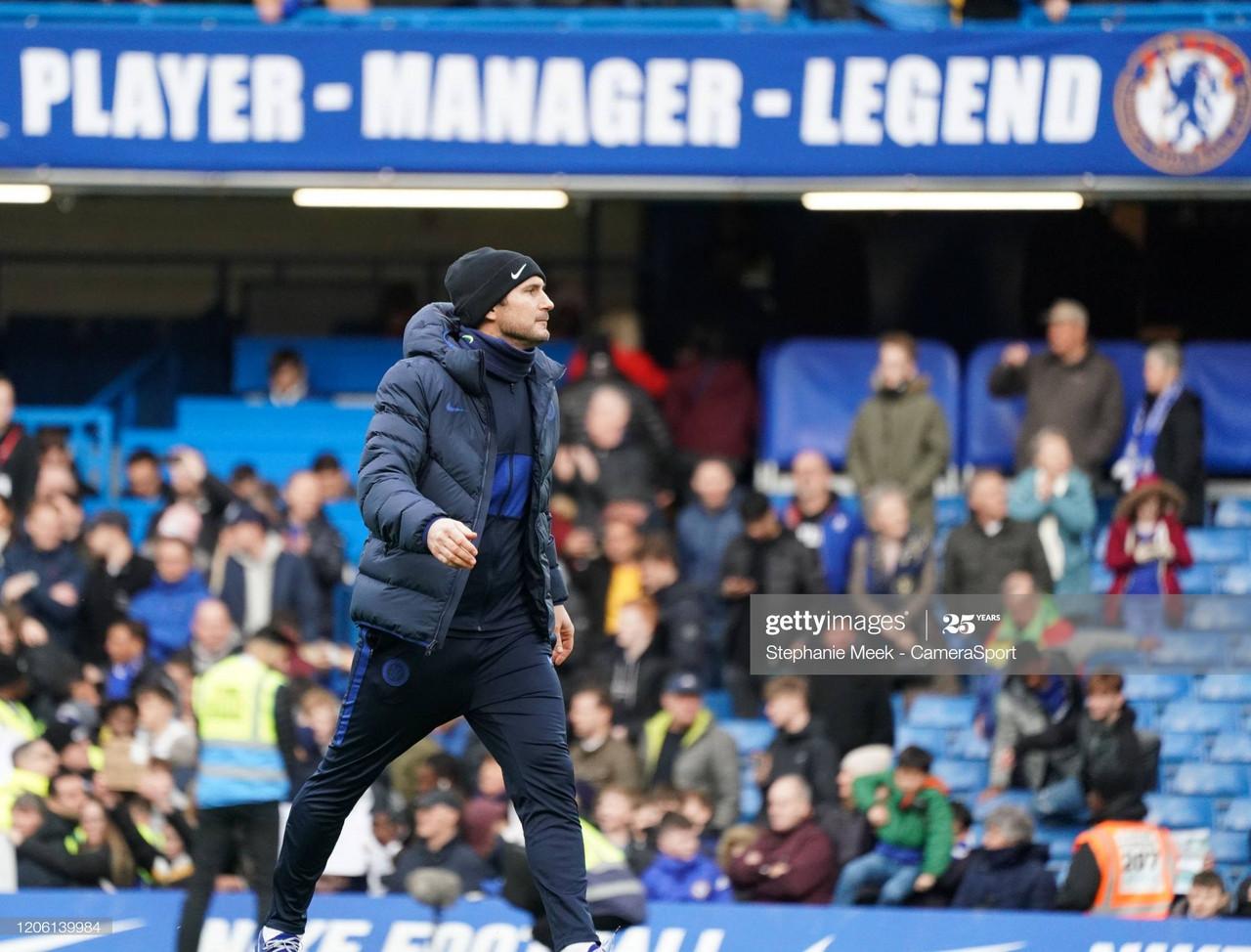 "Mel Morris: ""Frank Lampard blew me away."""