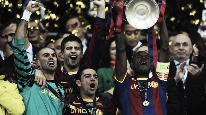 El regreso a Wembley