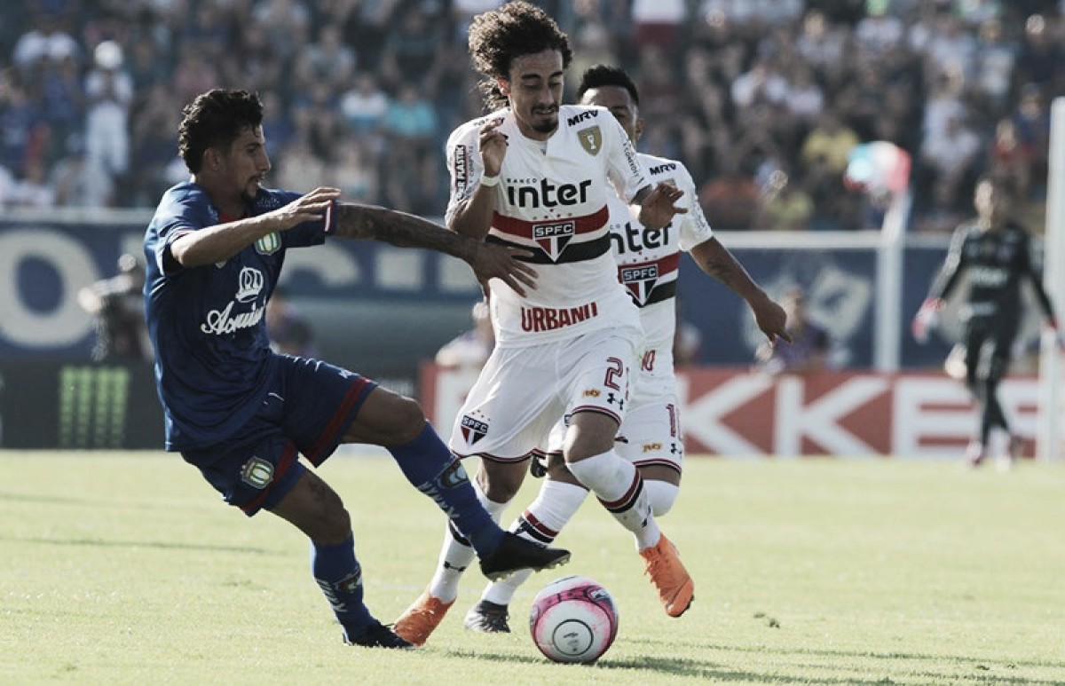 São Paulo perde para São Caetano e sai em desvantagem no mata-mata do Campeonato Paulista
