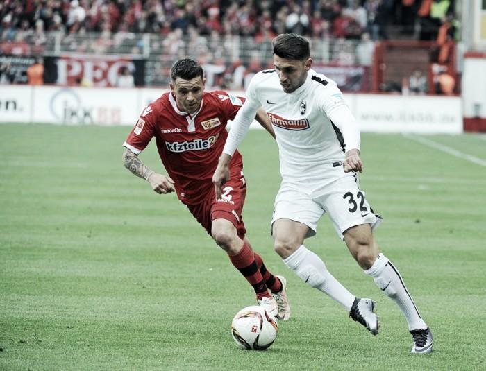 Union Berlin derrota Freiburg e quebra boa sequência da equipe na 2. Bundesliga