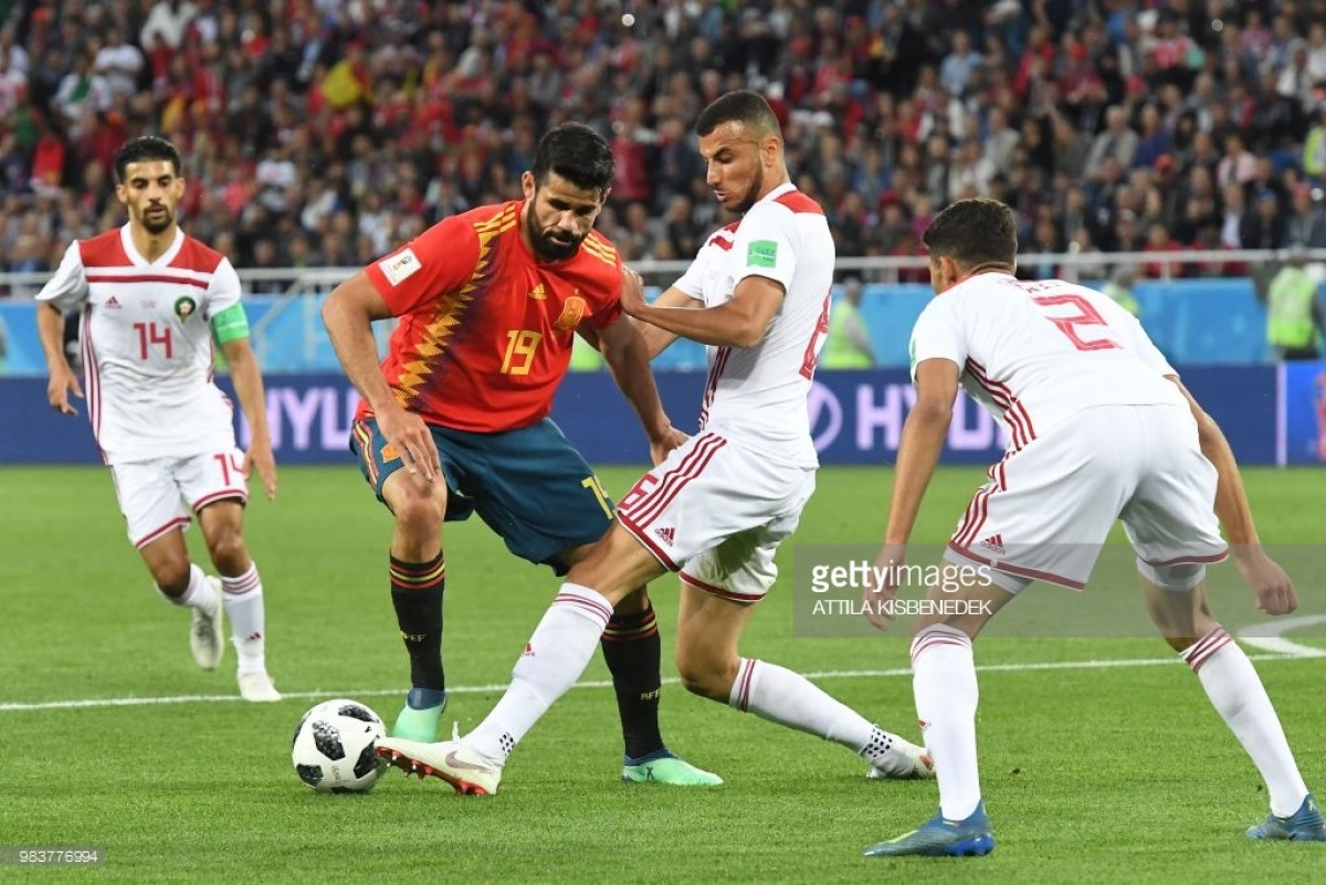 Spain 2-2 Morocco: Late Aspas goal salvages draw for La Roja against brave Moroccans