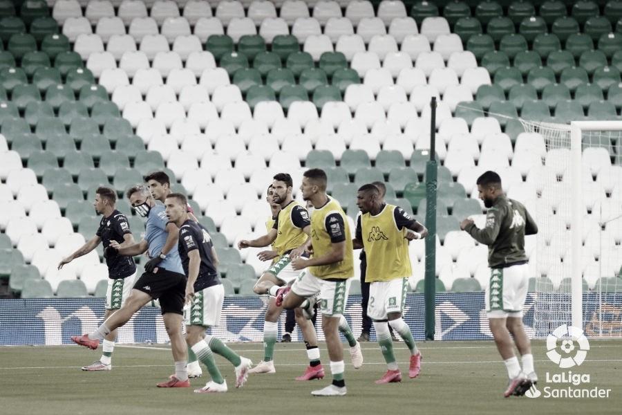 Real Betis - Granada: puntuaciones del Real Betis, 29ª jornada de LaLiga Santander
