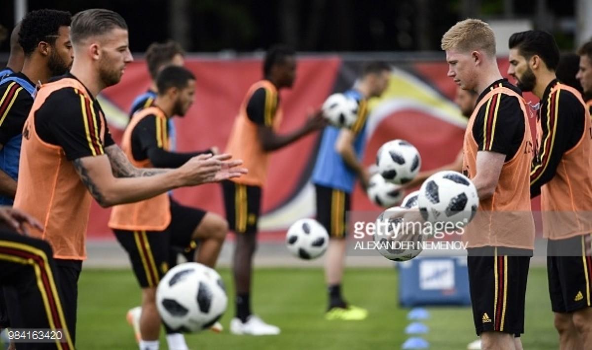 Grupo G: Inglaterra e Bélgica discutem liderança